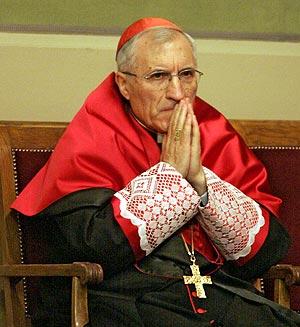 No quiero mantener obispos